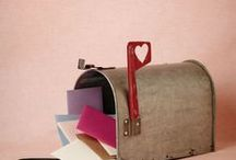 Love Letters & Snail Mail / by Barb Pfahl