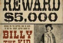 Wild West / Cowboys & Indians, Cops & Robbers