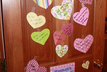 Valentine / I heart you more...