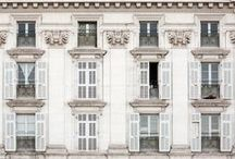 Autumn 15 // P A R I S I E N N E // Mood / Inspiration behind our latest Autumn 2015 collection 'Parisienne'.