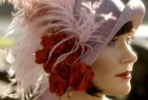 Miss Fisher Murder Mysteries / The costumes are gorgeous, the sets beautiful, the hats to die for! 1920's ~ 1930's era. / by Nancy ❥