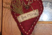 Hearts / An eternal symbol