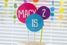 Aniversários !
