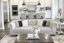 Dinning & Living rooms