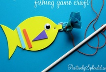 crafts for kids / Get crafty with the kiddies!
