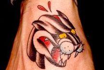 Tattoos / by Brett Danielsen