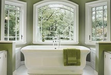 Beautiful Bathrooms / by Jennifer