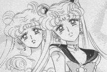 Manga and Anime / Images and tutorials we like.