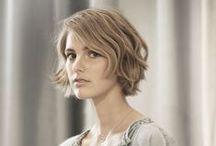 hairstyles / by Lisa Fotheringham