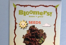 Bloomers! Backyard Products  / by Bloomers! Edutainment