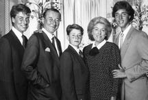 Sirio Maccioni & Family / The legendary Sirio Maccioni, his wife Edgidiana, and sons, Mario, Marco & Mauro.