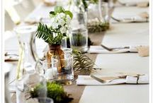Let's have a party / Party ideas, decorations and clever DIYs