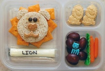 Lunch Ideas Please! / by Bloomers! Edutainment
