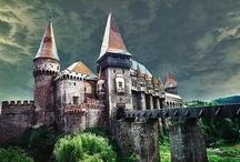 Slott og andre magiske bygninger