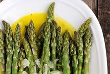 Asparagus Recipes / by Seasons and Suppers