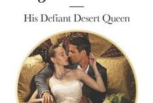 His Defiant Desert Queen, March '15 from Harlequin Presents / The second book in the Copeland mini-series.  This is Jemma's story and a March '15 release