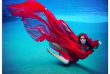 Underwater beauty / by Nicole Hooks