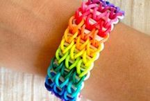 Lets's Rainbow Loom / Rainbow Loom is the craze for 2013!