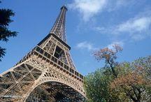 """Paris / My """"to do"""" list for Paris"""