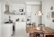Home: Kitchen stories / Kitchens that makes me want to cook.