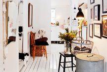 Home: Hallway / Hallway decoration ideas.