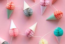 Monthly Makers inspiration / Mixed inspiration for Monthly Makers. A lot of DIY projects.