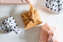 DIY - Gift wrapping ideas / Great gift wrapping ideas!