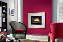 Cheminées Design / Découvrez toutes nos cheminées design sur notre site : http://www.turbofonte.com/cheminees/cheminee-design
