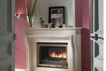 Cheminées Classique / Retrouvez toutes nos cheminées classiques sur notre site : http://www.turbofonte.com/cheminees/cheminee-classique