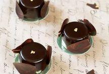 Verdade de sabor (mini cakes, entremets)