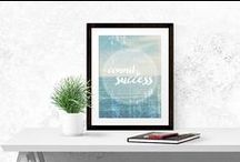 Inspiration & Motivation / Inspirational quotes, motivational statements to keep you inspired