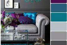 color themes / Color themes, color pallet,  color theory