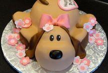 cake ideas / by Brenda Gibson