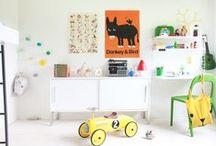 pour enfants / Lapsille tyyliä ja sisustusta