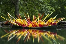 Dale Chihuly-glass artist / by Mickey Betz