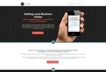 web design / Website design inspiration gallery