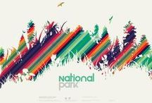 Poster Design / Brilliantly designed art and posters to decorate your walls