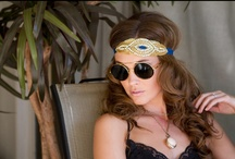 Black Label / We Hand Craft Luxury Bridal & Social Accessories.... Check out our new collection at www.myolivianelson.com. We carry Crystal Headbands, Feather Fascinators, and a beautiful variety of Bridal Sashes.