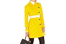 Hot Winter Coats / Beautiful coats to covet or make this winter.