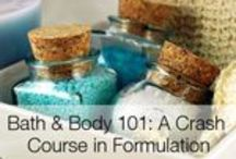 DIY Lotions, potions, soaps & more / by Heather Love