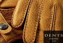Dents Leather Gloves & Accessories / Available at www.afarleycountryattire.co.uk - Since 1777 Dents has been handcrafting the world's finest leather gloves.  The skill and craftsmanship which underpin Dents' worldwide reputation are still very much in evidence, and today the company continues to exercise that care and attention to detail which has been its hallmark since 1777. / by A. Farley Country Attire & Exclusive Menswear