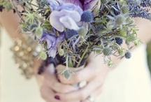 Bouquets & Boutonnieres / by Navy & Lavender Weddings