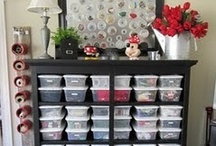 For the ocd.... / #organizing #organization shelves, boxes, stacks and perfectly arranged colors