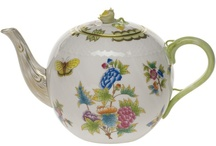 Hungarian porcelan