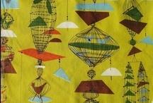 textiles and fabric / by karen larko