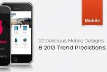 mobile design deliciousness & trends