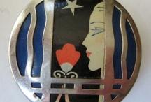 Art Deco Attire/ Accessories / by Linda Benson