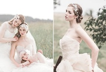 Spring Fever / Olivia Nelson artfully constructs unique, heirloom-quality bridal accessories by hand in Los Angeles using various luxury materials.