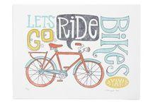 Art--BI, TRI, or UNI--CYCLES / by Mickey Betz