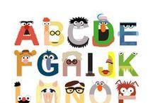 ABC, 123 / by Mickey Betz
